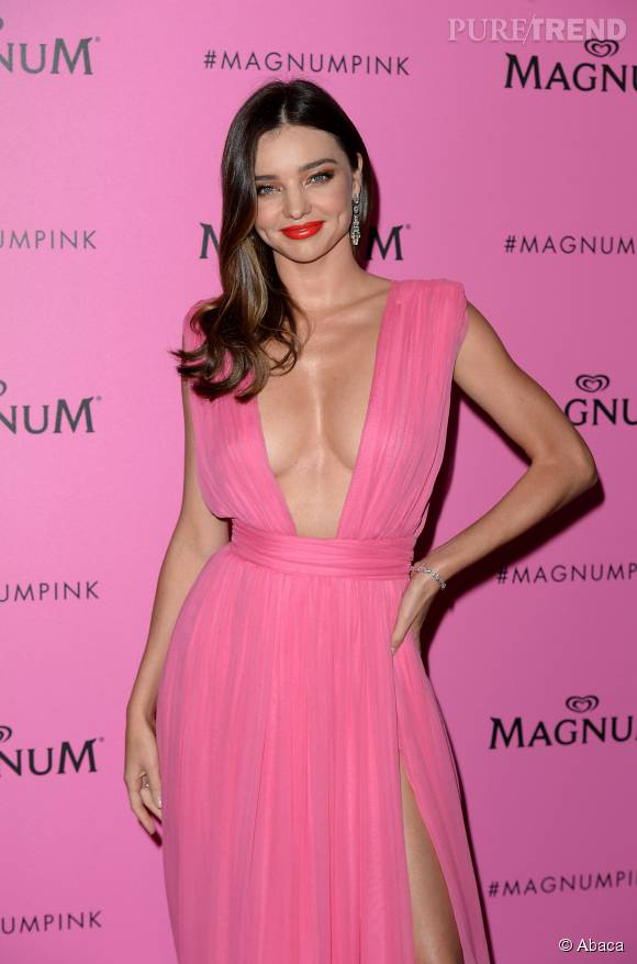Miranda Kerr, une star de plus en plus hot.