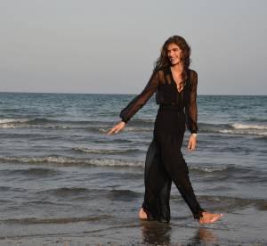 Elisa Sednaoui : Une marraine glamour sur les plages d'Italie