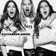 Les soeurs Haim pour Alexander Wang x DoSomething.