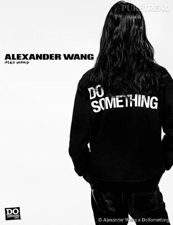 Alexander Wang pour Alexander Wang x DoSomething.
