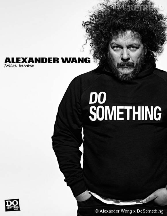 Pascal Dangin pour Alexander Wang x DoSomething.