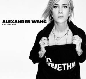 Kristen Wiig pour Alexander Wang x DoSomething.