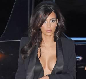 Kim Kardashian : un décolleté de folie pour fêter ses 45 millions de followers