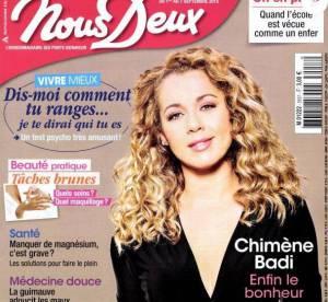 Chimène Badi : 35 kilos en moins et amoureuse, la chanteuse se confie