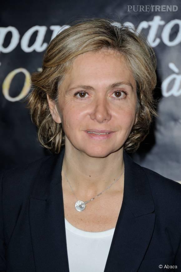 """Valérie Pécresse aime la presse people,  """"et pas que chez le coiffeur"""" ."""