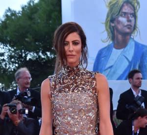 Anna Mouglalis, scintillante et délicieuse, dimanche 6 septembre à la Mostra de Venise.