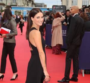 Mélanie Bernier : petite robe noire chic et sexy... le look de soirée parfait
