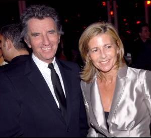 Claire Chazal et Jack Lang à la soirée Sidaction en 2007.