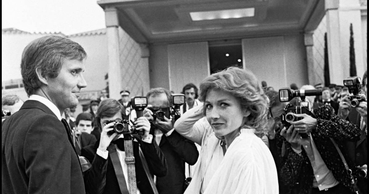 Eva Green et son mari Walter Green à Cannes en 1978.... Eva Green Twitter
