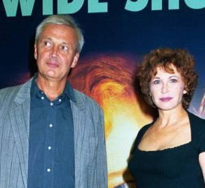 Eva Green et Walter Green en 1999.