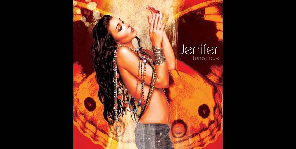 """""""Lunatique"""", le troisième album studio de Jenifer."""