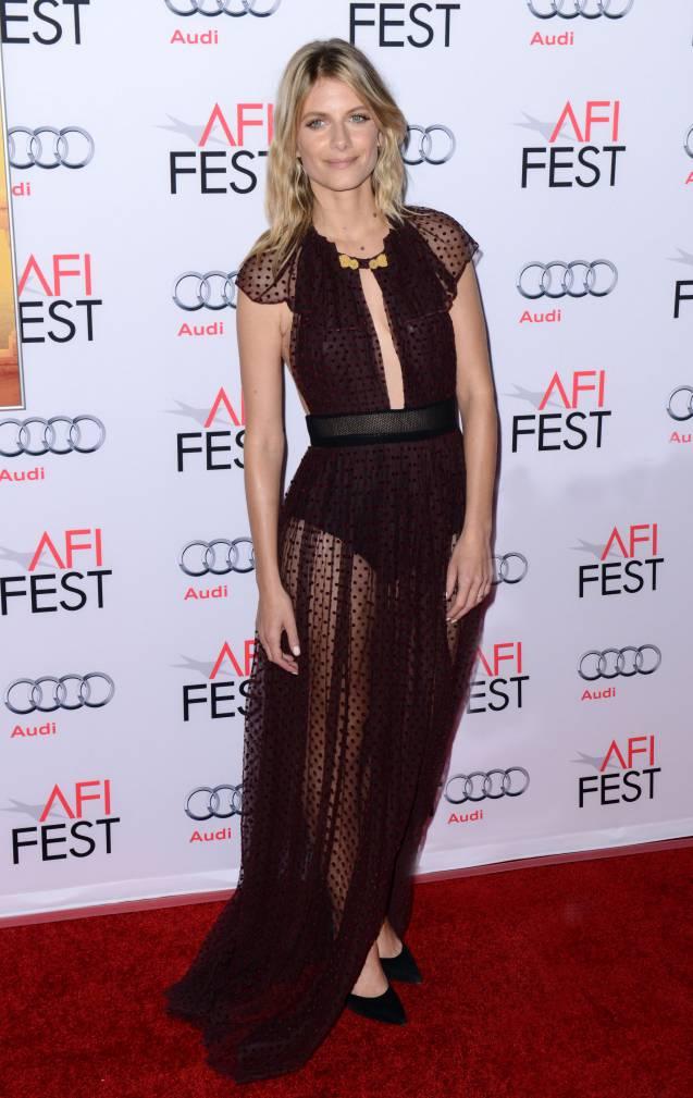 Mélanie Laurent, ultra sexy à l'avant-première du dernier film d'Angelina Jolie.