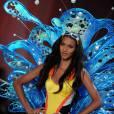 Lais Ribeiro défilera pour Victoria's Secret le 10 novembre 2015 à New York.