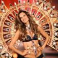Alessandra Ambrosio défilera pour Victoria's Secret le 10 novembre 2015 à New York.
