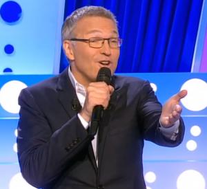 """Laurent Ruquier, agacé par Bruno Gaccio, l'ancien auteur des """"Guignols"""""""