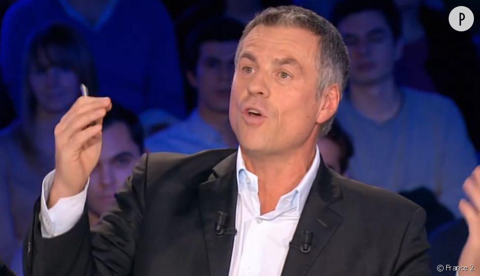 """Laurent Ruquier attaque Bruno Gaccio dans """"On n'est pas couché"""""""