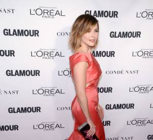 Sophia Bush aux Glamour Awards le 9 novembre 2015 à New York.