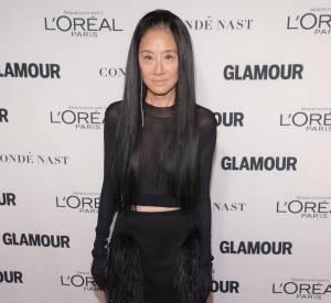 Vera Wang aux Glamour Awards le 9 novembre 2015 à New York.