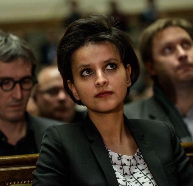 Najat Vallaud-Belkacem victime d'attaques sexistes : elle répond sans se démonter.