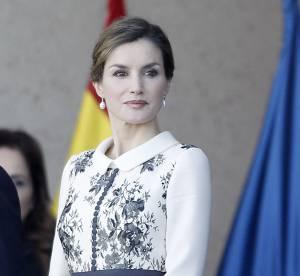 Letizia Ortiz : chic et sexy, elle impressionne la police espagnole