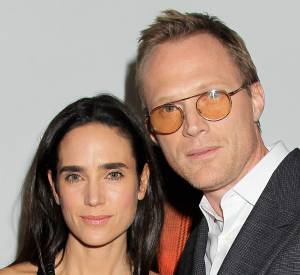 "Jennifer Connelly et Paul Bettany à l'avant-première de ""Shelter"" le 11 novembre 2015 à New York."