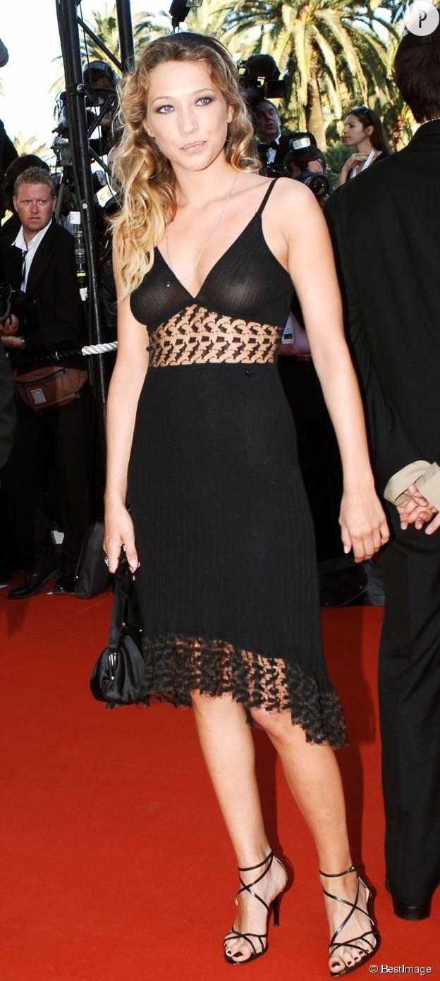 Laura Smet en 2006 au Festival de Cannes.