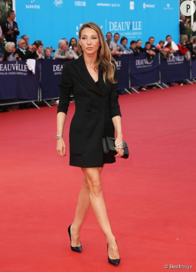 Laura Smet au Festival du film américain de Deauville, en septembre 2015.