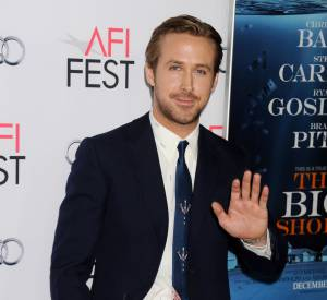 "Ryan Gosling, un trader de la Deutsche Bank pour ""The Big Short : le Casse du siècle""."