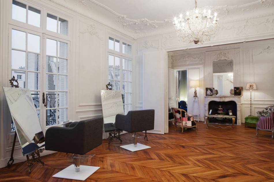 Romain Colors : une adresse confidentielle du 8e arrondissement de Paris.