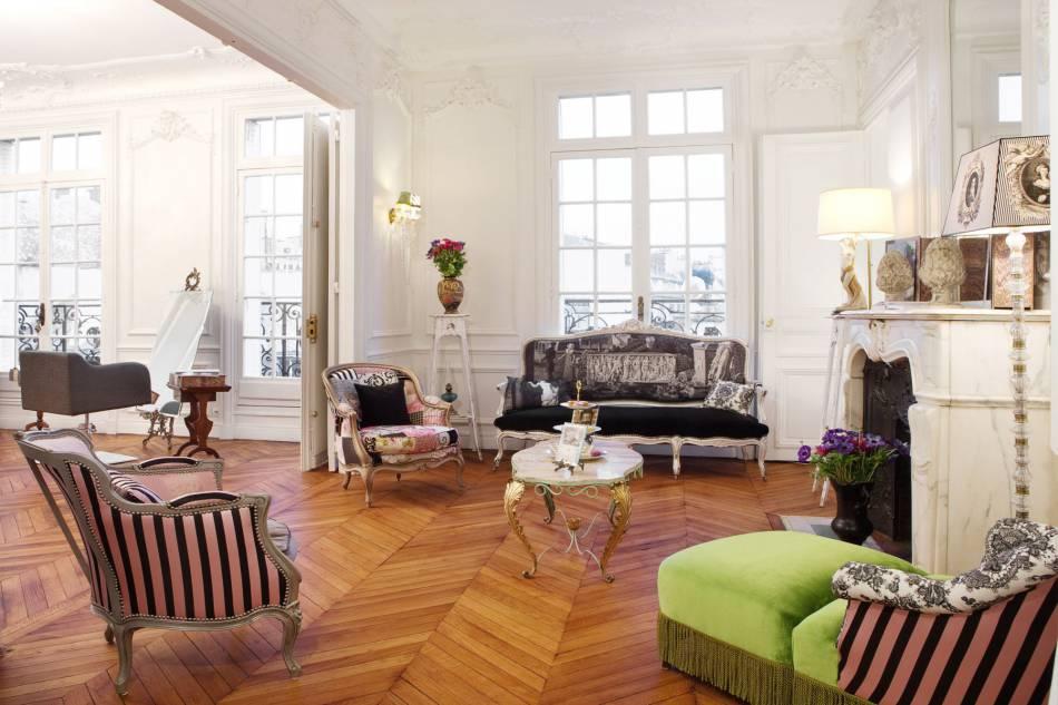 """Chez Romain Colors, on se sent comme """"à la maison""""."""