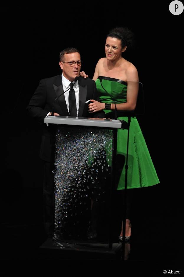 "En 2012, Garance Doré reçoit du prestigieux Council Fashion Designers of America, le prix Média ""Eugenia Sheppard""."