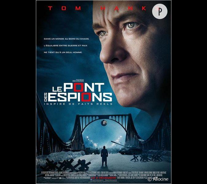 D couvrez la bande annonce du film le pont aux espions for Le miroir aux espions