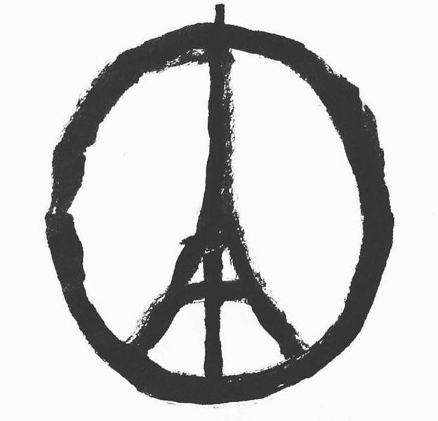 Les stars du monde entier envoient leurs hommages à la ville de Paris après la tragédie...