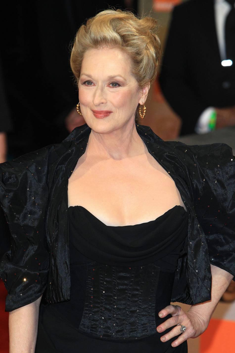 Meryl Streep et les hommes de sa vie...