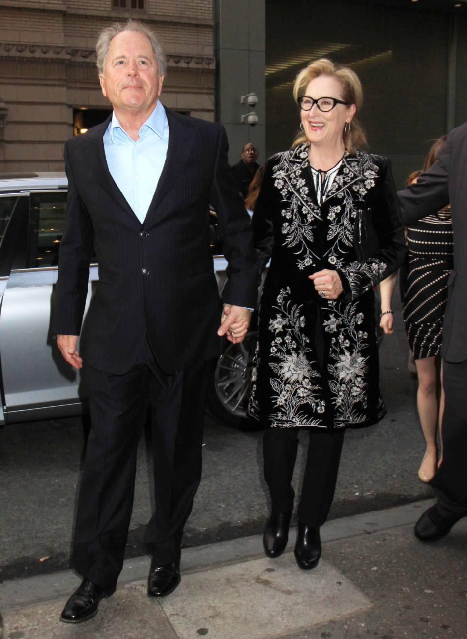 Depuis 1978, Meryl Streep file le parfait amour avec son mari Don Gummer.