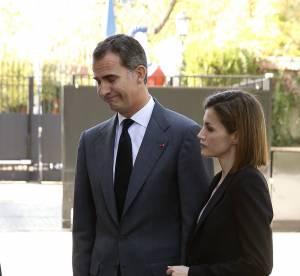 Letizia et Felipe d'Espagne : les condoléances du couple royal à la France