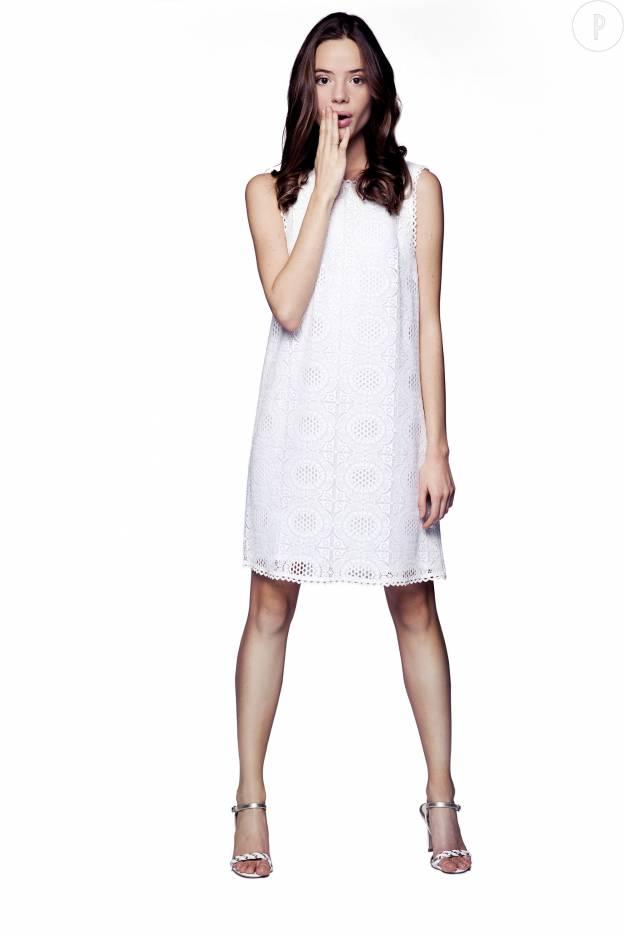 Dévoile En Collection Blanc Et Mariage Naf S'habille Puretrend Sa tsChQrxd