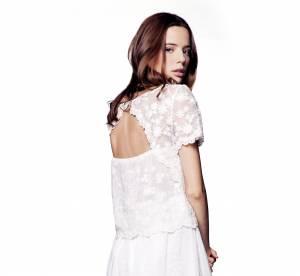Naf Naf s'habille en blanc et dévoile sa collection mariage