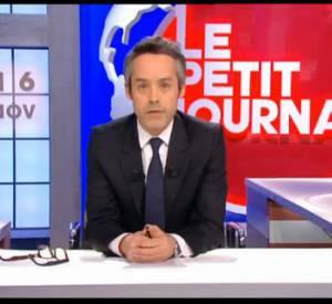 Yann Barthès rend hommage aux victimes des attentats de Paris