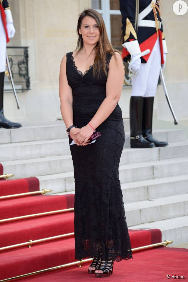 Marion Bartoli en juin 2014.