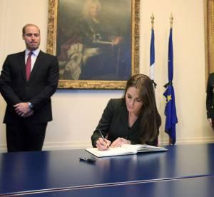 Kate Middleton et William : leur hommage aux victimes des attentats de Paris