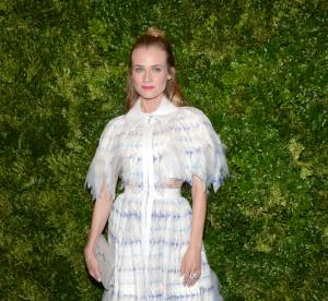 Diane Kruger : sublime nymphe en Chanel à New York