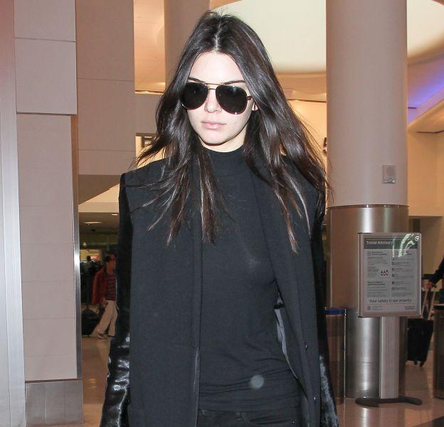Kendall Jenner passe très souvent en blonde pour son métier de mannequin.