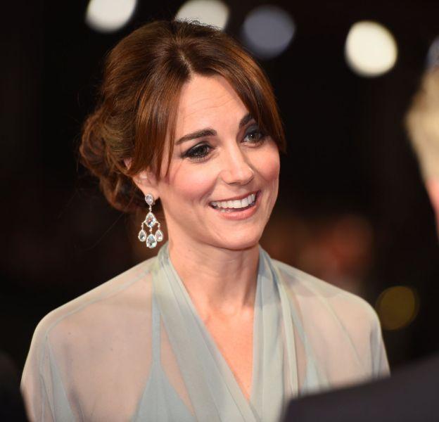 Kate Middleton s'est exprimée sur son enfance lors de la conférence Place2Be Headteacher, mercredi 18 novembre à Londres.