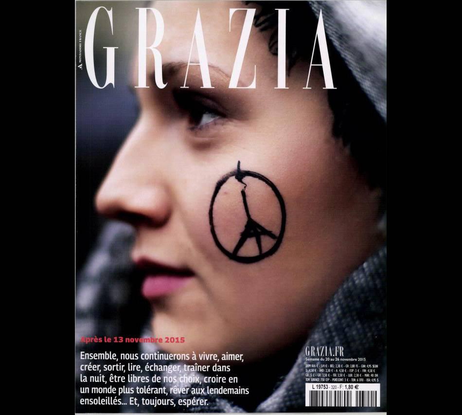 Marion Cotillard s'exprime sur les inégalités salariales dans le cinéma, dans le dernier numéro de  Grazia.