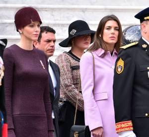 Charlotte Casiraghi et Charlène de Monaco : duo coloré pour la fête nationale
