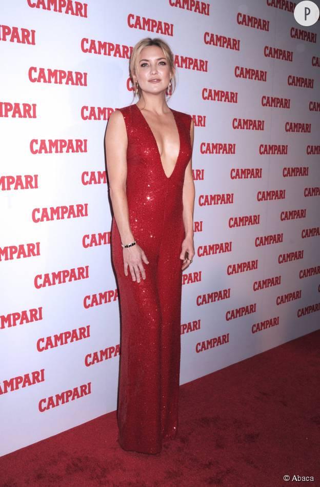 Kate Hudson divine dans sa combinaison Naeem Khan.