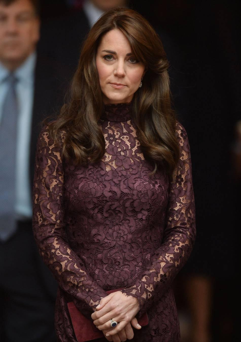Le problème, c'est que Kate Middleton est une grande timide.