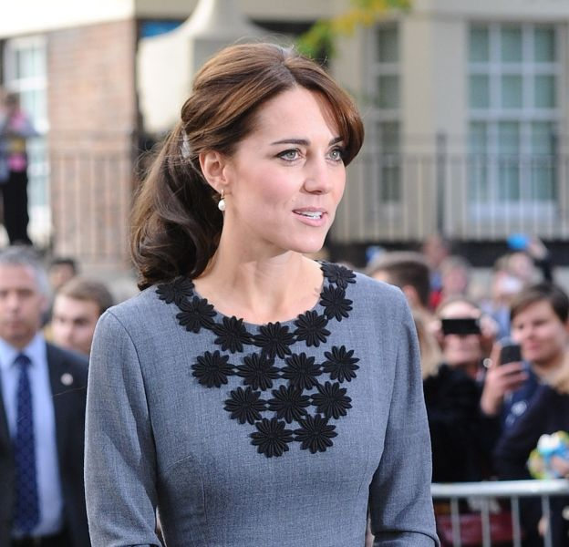 Kate Middleton va devoir se faire violence.