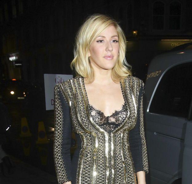 Ellie Goulding au Gala des 60 ans de la chaîne ITV à Londres le 19 novembre 2015.